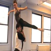 STAGE TUBE: Inside CAROUSEL Rehearsal with Warren Carlyle!