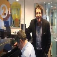 STAGE TUBE: Michael Ball Sings from ASPECTS OF LOVE Backstage at BBC Radio 2