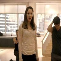 VIDEO: Sneak Peek - Katharine McPhee Sings 'Never Give All the Heart' on Next SMASH