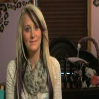 VIDEO: TEEN MOM 2's Leah Welcomes Baby Adalynn Home