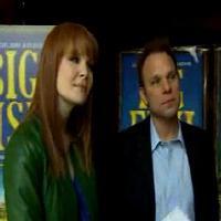STAGE TUBE: Norbert Leo Butz, Kate Baldwin, & Susan Stroman Talk BIG FISH Rehearsals