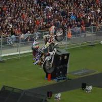 VIDEO: Sneak Peek - MTV2's NITRO CIRCUS, Premiering Today