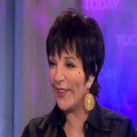 VIDEO: Liza Minnelli Talks SMASH Guest Role on 'Today'