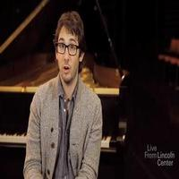 STAGE TUBE: Josh Groban in LIVE FROM LINCOLN CENTER'S Hot Seat!