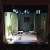 STAGE TUBE: Watch the MACBETH Set Come Together!