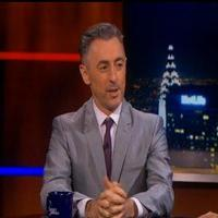 VIDEO: Alan Cumming Chats MACBETH on 'The Colbert Report'