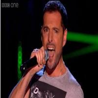 STAGE TUBE: WE WILL ROCK YOU's Ricardo Afonso on BBC's THE VOICE!
