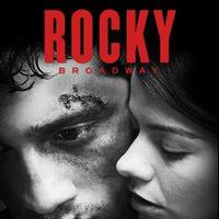 STAGE TUBE: Teaser Poster, Video & Full Creative Team Revealed for ROCKY on Broadway