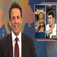 VIDEO: SNL's 'Weekend Update' Roundup, Featuring Gun Control & Google Glass