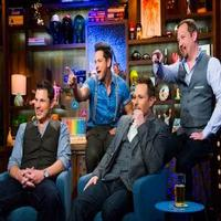 VIDEO: 98 Degrees Stops By WATCHED WHAT HAPPENS LIVE
