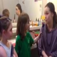 BWW TV: ONCE Girls Jillian Lebling and Eliza Holland Madore Interview Erica Swindell!