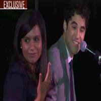 Darren Criss Woos Mindy Kaling with 'At Last'