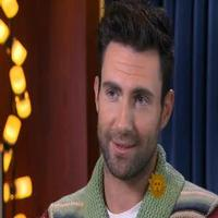 VIDEO: Adam Levine Talks Songwriting Insecurity & More on CBS SUNDAY MORNING