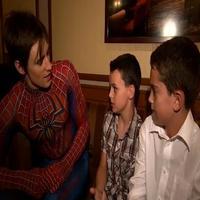 BWW TV: SPIDER-MAN Celebrates Father's Day!