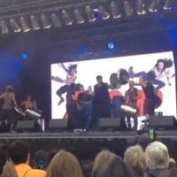 STAGE TUBE: STOMP Performs at WEST END LIVE 2013