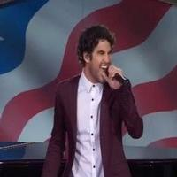 VIDEO: Darren Criss Sings 'Shout' on PBS's A CAPITOL FOURTH
