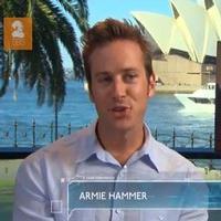 VIDEO: Armie Hammer Talks Possible Return to BATMAN Role