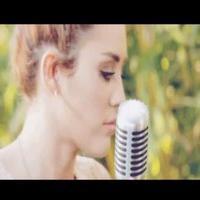 STAGE TUBE: Miley Cyrus Sings 'On My Own'?