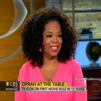 VIDEO: Oprah Winfrey Chats New Film, Lindsay Lohan & More on CBS