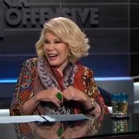 VIDEO: Sneak Peek - Joan Rivers Guests on Tonight's THE JESELNIK OFFENSIVE