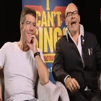 VIDEO: Simon Cowell & Harry Hill Talk 'X Factor' Musical I CAN'T SING