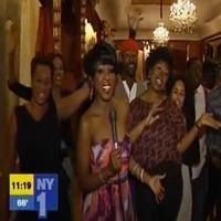 STAGE TUBE: NY1 Goes Inside MOTOWN THE MUSICAL's Open Call Audition