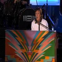 VIDEO: Paul McCartney Performs New Single, 'New' on JIMMY KIMMEL