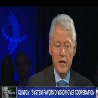 VIDEO: Bill Clinton Talks Hilary for President on CNN's PIERS MORGAN