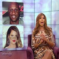 VIDEO: WENDY WILLIAMS Chats Lamar Odom, Eva Longoria & More