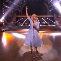VIDEO: Valerie Harper Channels Grace Kelly on DANCING WITH THE STARS