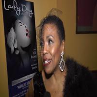 BWW TV: Dee Dee Bridgewater Talks LADY DAY on Opening Night!