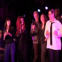 STAGE TUBE: Cast of KINKY BOOTS, Cyndi Lauper & More Sing 'Thank You For Being A Friend' at Broadway Sessions