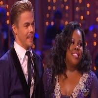 VIDEO: Amber Riley Recalls GLEE Audition on DANCING WITH THE STARS