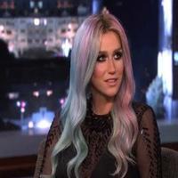 VIDEO: Kesha Visits ABC's JIMMY KIMMEL LIVE