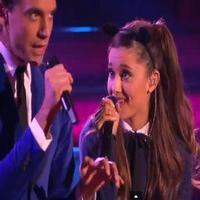 VIDEO: Ariana Grande, Mika Perform 'Popular' on DWTS