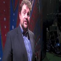 BWW TV: Michael Ball Gives BroadwayWorld a Shoutout at SPAMALOT Press Night