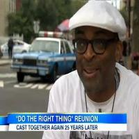 VIDEO: Spike Lee Talks DO THE RIGHT THING Broadway Musical on GMA