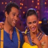 VIDEO: Corbin Bleu Comes Back Strong on This Week's DANCING WITH THE STARS