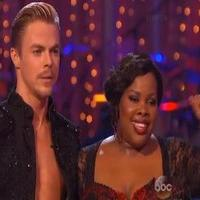 VIDEO: Amber Riley's Paso Doble Lights Up the Ballroom on DWTS