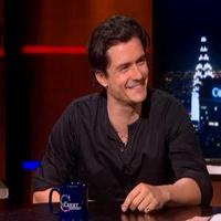 VIDEO: Orlando Bloom Chats ROMEO AND JULIET on 'Colbert'