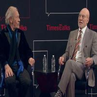 STAGE TUBE: Ian McKellen, Patrick Stewart on Their Long-Time Friendship, Broadway & More at NYT Times Talk