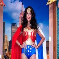 VIDEO: Wendy Williams Debuts Wonder Woman Costume on Air