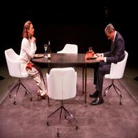 BWW TV: Sneak Peek of Laurie Metcalf, Jeff Goldblum & More in  Lincoln Center Theater's DOMESTICATED