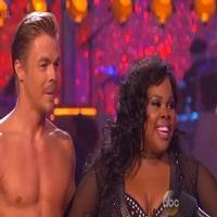 VIDEO: Amber Riley Performs Sexy Rumba on DANCING WITH THE STARS