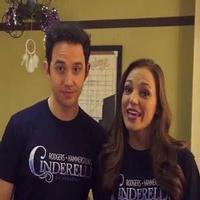 VIDEO: CINDERELLA's Laura Osnes & Santino Fontana Sing 'Sound of Music's 'Do-Re-Mi'