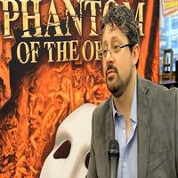 BWW TV Exclusive: Meet the Company of THE PHANTOM OF THE OPERA Tour- Laurence Connor