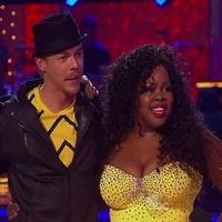 VIDEO: Amber Riley: 'I'm In It to Win It' on DANCING WITH THE STARS