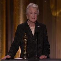 STAGE TUBE: Angela Lansbury Receives Academy's 2013 Governors Award