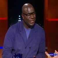 VIDEO: Steve McQueen Talks '12 Years a Slave' on COLBERT