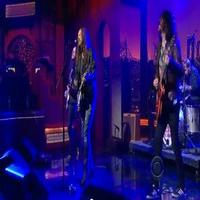 VIDEO: Watch J. Roddy Walston & The Business Perform on LETTERMAN